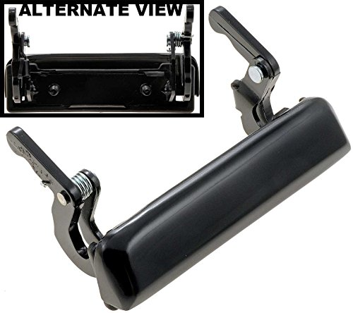 APDTY 80714 Tailgate Handle Fits 1993-2003 Ford Ranger (W/Steel Bed ONLY), 1994-2009 Mazda B Series Pickup Trucks (Replaces ()