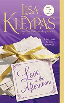 Love in the Afternoon (Hathaways Book 5) by [Kleypas, Lisa]