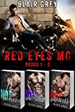 Bargain eBook - Red Eyes MC Books 1   3