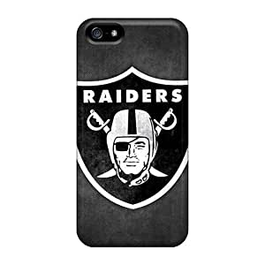 High-quality Durability Cases For Iphone 5/5s(the Oakland Raiders)