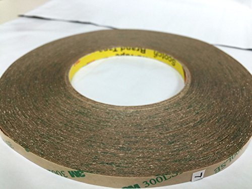 ble Sided-SUPER STICKY HEAVY DUTY ADHESIVE TAPE - Cell Phone Repair ()