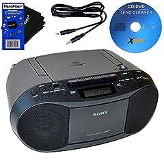 Compact Portable Stereo