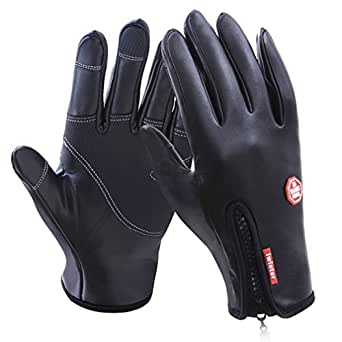 CoKate Fashion Accessories Winter Gloves Touch Screen Warm