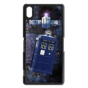 Doctor Who Sony Xperia Z2 Phone Case 055 Charming Cellphone Case Back Cellphone Case Police Box Sony Xperia Z2 Phone Case Cover