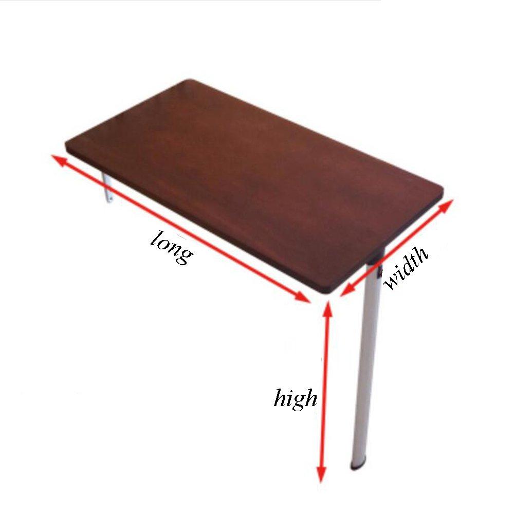 XIA 折り畳みテーブル 子供用74 * 20 * 74CM、74 * 25 * 74CM、74 * 30 * 74CM、74 * 35 * 74CM、74 * 40 * 74CMの壁掛けドロップリーフテーブル折りたたみキッチンダイニングデスク折り畳み式壁テーブル 折りたたみテーブル (サイズ さいず : 74*25*74CM) B07CZ67H5Y 74*25*74CM 74*25*74CM