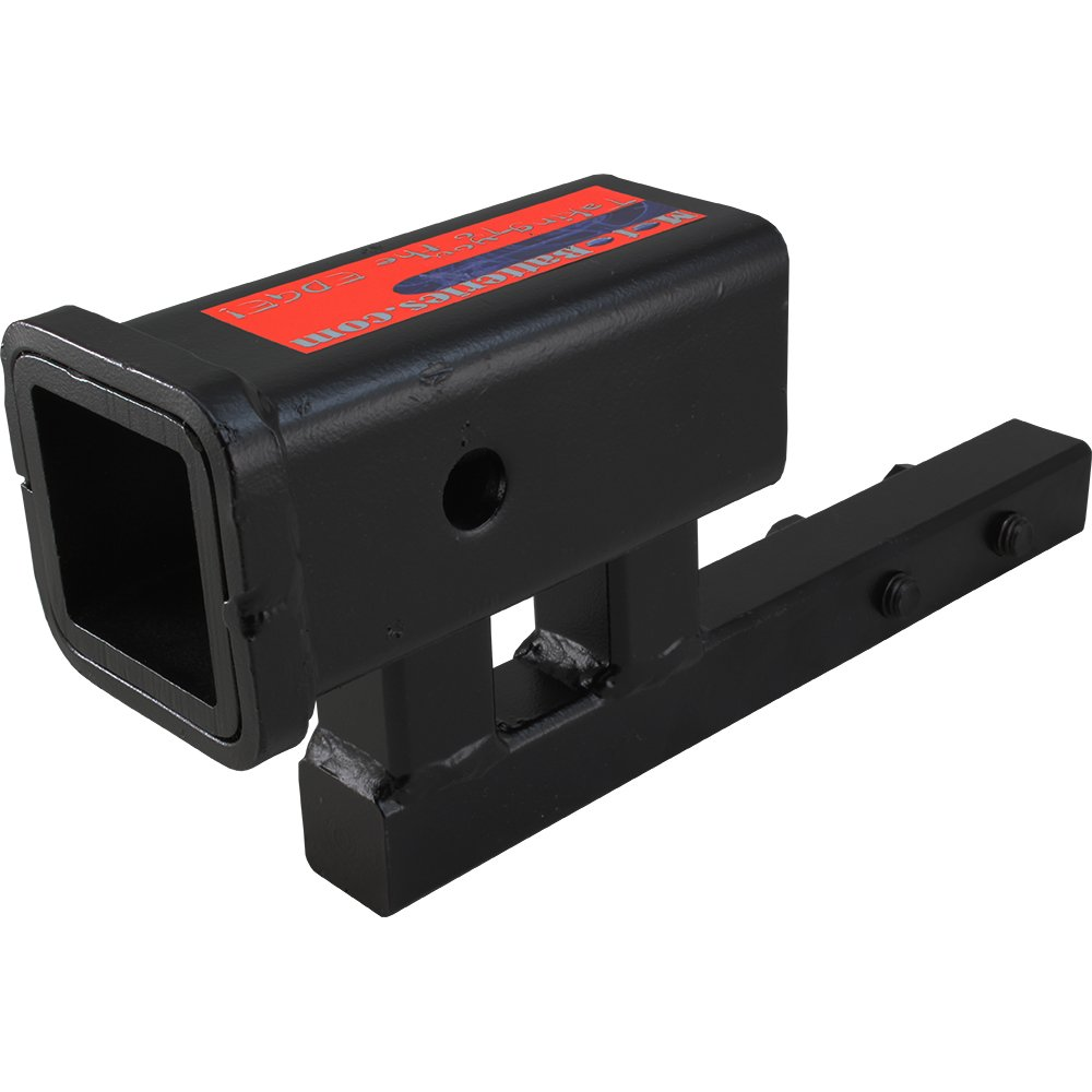 Kage HR02 Towing Hitch Receiver Extension Rise or Drop Adapter (1-1/4'' to 2'')