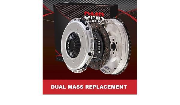 A6 dual masa - Volante de Embrague Kit (Solid Volante): Amazon.es: Coche y moto