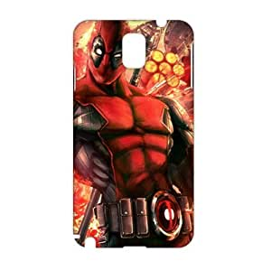Cool-benz Valiant Warrior Deadpool 3D Phone Case for Samsung Galaxy Note3