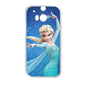 Happy Attractive Diney Frozen Elsa Design Best Seller High Quality Phone Case For HTC M8