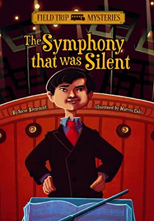 book cover of The Symphony That Was Silent