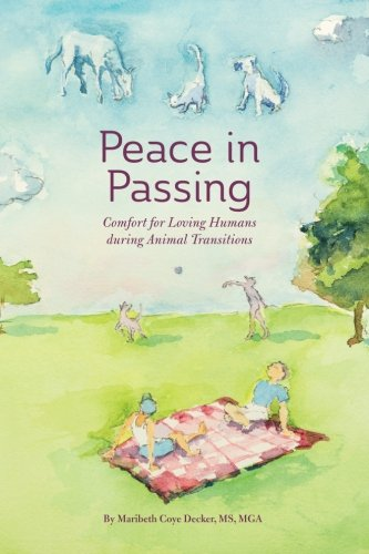 Peace in Passing: Comfort for Loving Humans during Animal Transitions