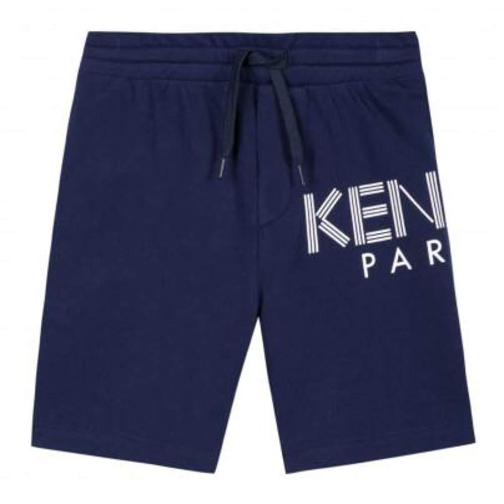 Kenzo Kids Navy Bermuda Shorts 6 Years