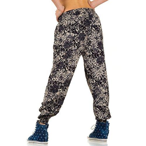 Ital-Design - Pantalón - para mujer negro
