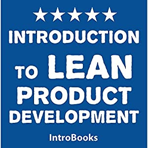 Introduction to Lean Product Development Hörbuch