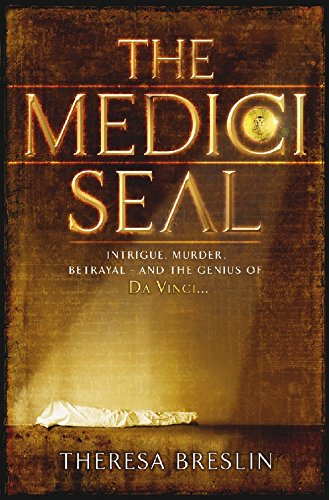 Book cover for The Medici Seal