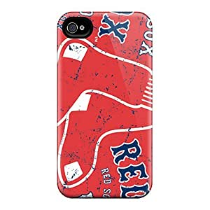 High Quality Boston Red Sox Cases Diy For Touch 5 Case Cover Perfect Cases