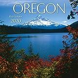 Oregon 2020 Calendar