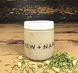 Green Tea & Moringa Clay Mask 4oz