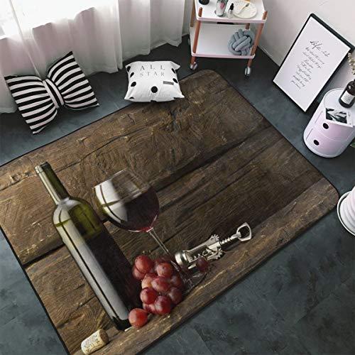 - Merlot Irish Flag With Shamrock Floor Mat Living Room Bedroom Carpets Doormats 60 X 39 Inches