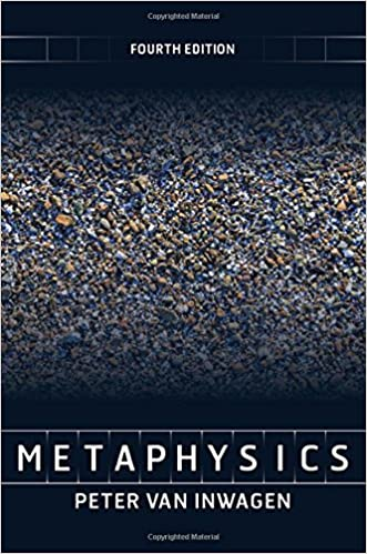 Amazon com: Metaphysics (9780813349343): Peter van Inwagen