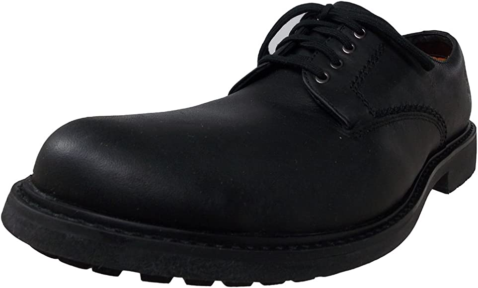 740a68d7fb8 Timberland Men's Earthkeepers  Concourse Buck Plain Toe Oxford Black Oiled  Waterproof ...