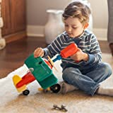 Toys : Battat Take-A-Part Toy Vehicles Airplane Green