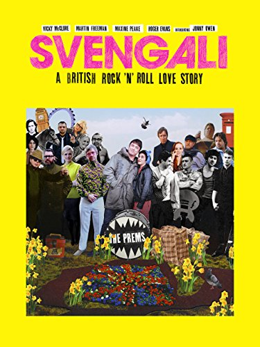 Svengali (2014) (Movie)