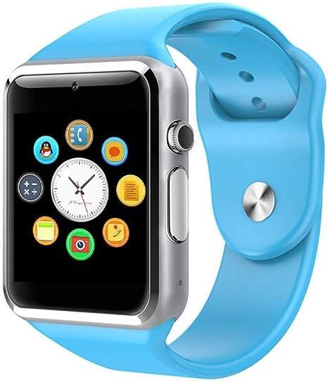 QTEC Reloj Inteligente Reloj de Pulsera Bluetooth Reloj ...