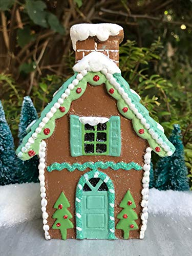 Christmas Mini Gingerbread Cookie House
