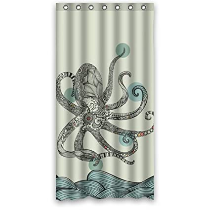 Amazon Sea World Shower Curtain