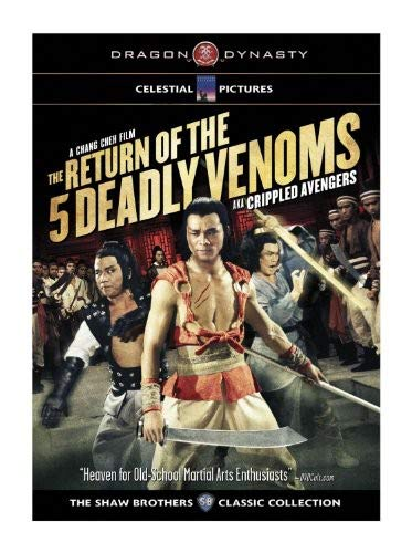 Return of 5 Deadly Venoms