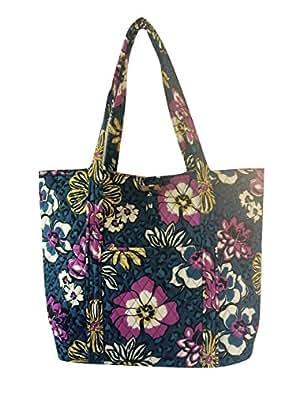 Vera Bradley Vera Tote Bag, African Violet