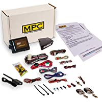 Remote Start & Keyless Entry Kit [2007-12] for Chevy Malibu, HHR, Cobalt + Pontiac G5, G6