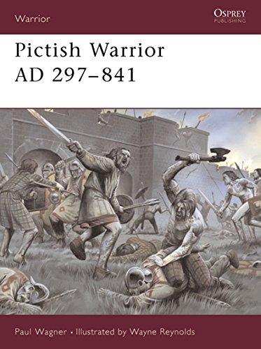 Pictish Warrior AD 297-81