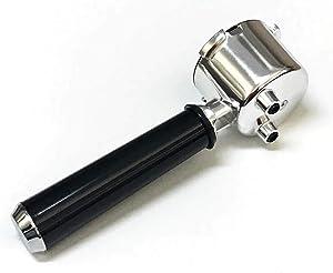 OEM Delonghi Sump, Filter, Handle Assembly Shipped With EC685W, EC685M, EC685BK, EC680