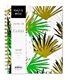 Ashley G for Blue Sky 2018-2019 Academic Year Weekly & Monthly Planner, Hardcover