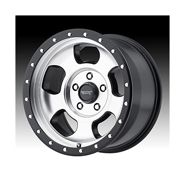 American-Racing-AR969-Ansen-Off-Road-Wheel-with-Machined-Finish-and-Satin-Black-Ring-15x85x1143mm-19-offset