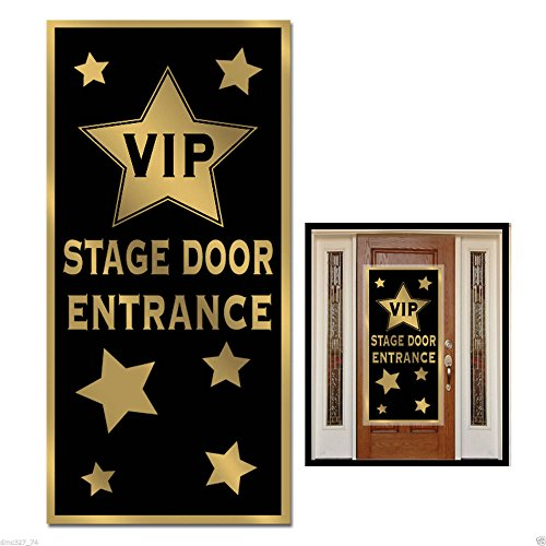 (Newest Movie Night HOLLYWOOD Awards Red Carpet Party VIP STAGE DOOR ENTRANCE Wall)