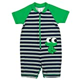 Kiko & Max Kids Bathing Suit One Piece Coverall