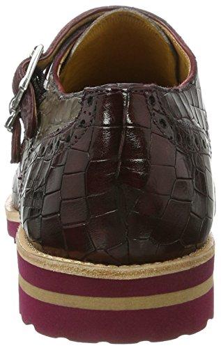 Scarpe Hamilton Burgundy Aspen Violett Smoke Eddy amp; 2 Burgundy 5 Monk Melvin 1 3 Uomo Crock 2 4 5BIxC