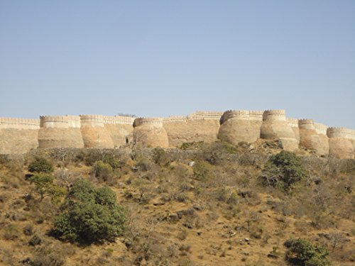 The Indomitable Kumbhalgarh