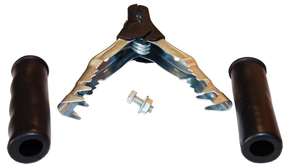 Pince crocodile 220 A noire SZ21 SET 2107005