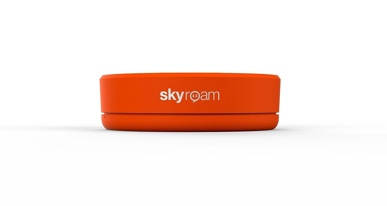 Skyroam Solis: Punto de Acceso móvil y batería Auxiliar de tecnología 4G LTE con WiFi Global // Conecte 5 Dispositivos // Coste por Uso: Amazon.es: ...