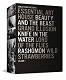 Essential Art House, Volume I (Beauty and the Beast / Grand Illusion / Knife in the Water / Lord of the Flies / Rashomon / Wild Strawberries)