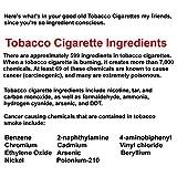(Carton 10 Packs) 100% Nicotine Free
