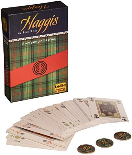 (Indie Boards and Cards Haggis Board Game by Indie Boards & Cards)