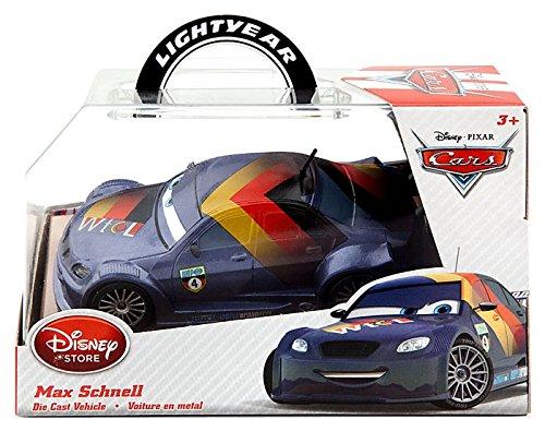 Pixar Disney Cars Max Schnell Diecast Car