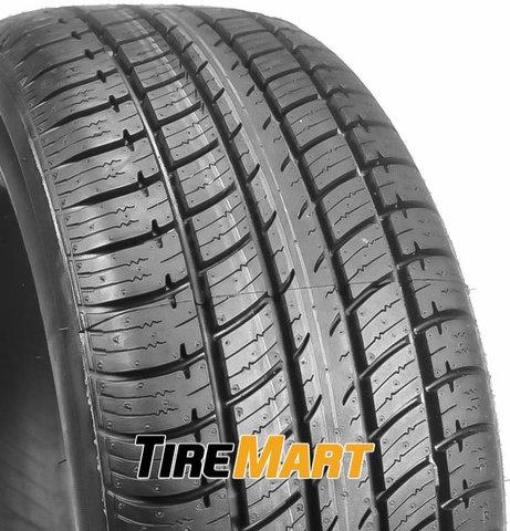 Uniroyal Tiger Paw Touring HR Radial Tire - 215/55R16 93H (2004 Chrysler Sebring Touring)