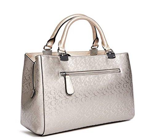 Logo Guess Bag Handbag Guess Logo Satchel wwq4paBE