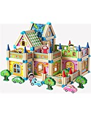 House Model Toy - 128 Pieces